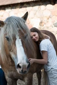 G.K. nuotr. zirgas Pypke